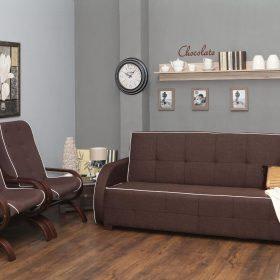 Sofa-lova Bravo ilgis 215cm | Būsto Pasaulis
