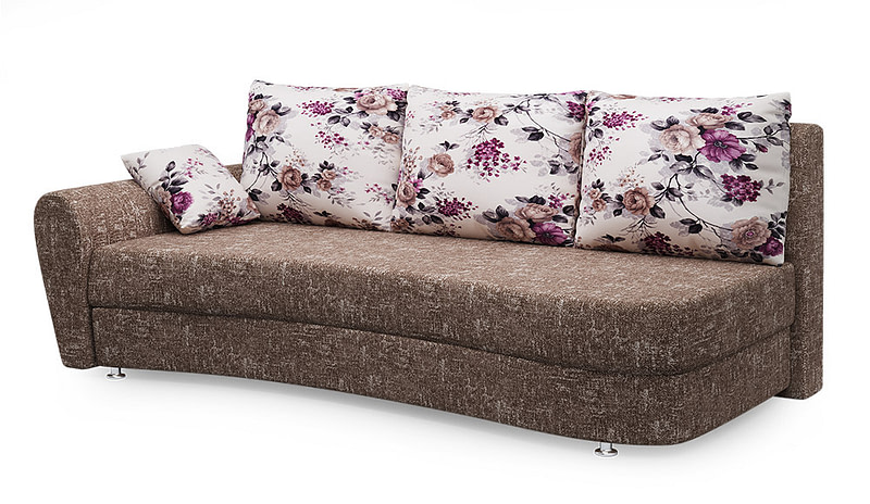 Sofa lova Fortuna rusva | Būsto Pasaulis