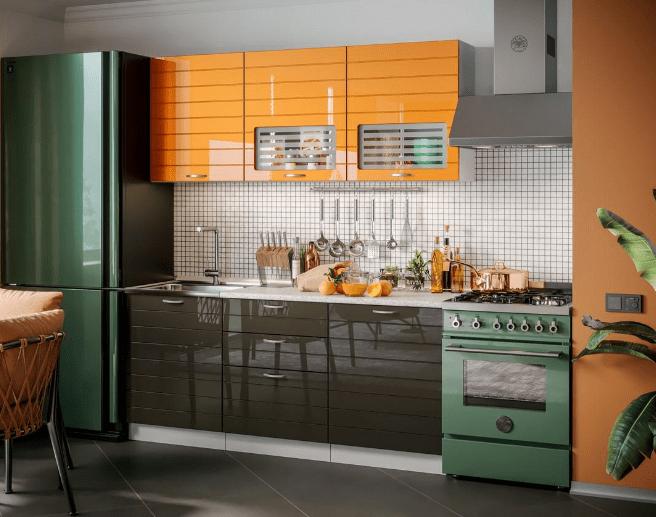 Virtuvės komplektas Modern