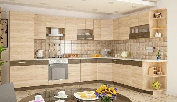Virtuvės spinta plotis 60cm Greta | Būsto Pasaulis