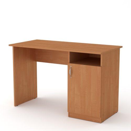 Rašomasis stalas su spintele dešinėje | Būsto Pasaulis